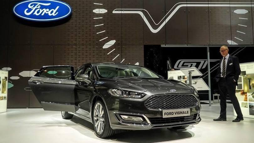 Nuove Ford Vignale, la moda italiana per auto USA