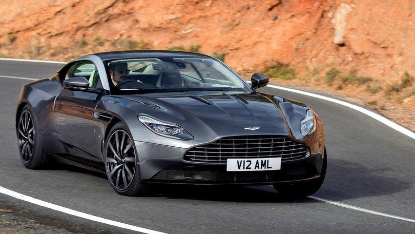 Aston Martin DB11, meglio di una Bond-car
