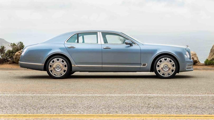 Bentley Mulsanne: lusso a 300 km/h