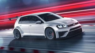 VolkswagenGolf GTI TCR