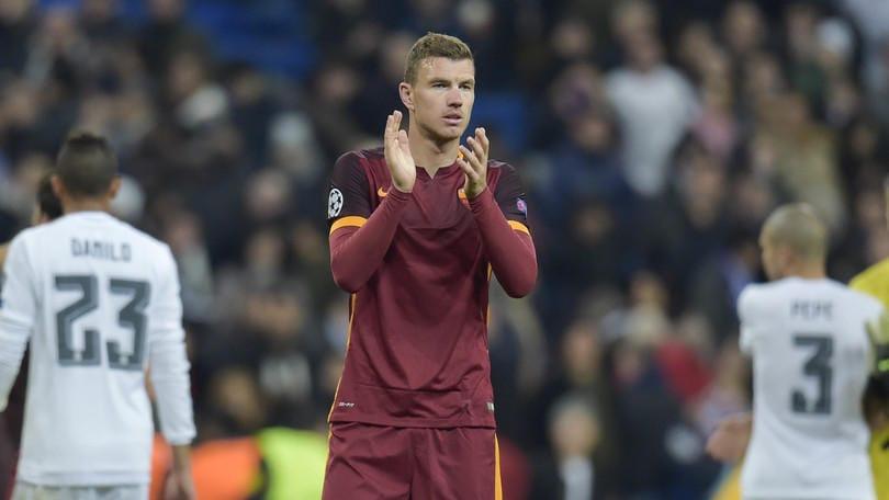 Calciomercato Roma, rivoluzione in difesa. E Dzeko è un caso
