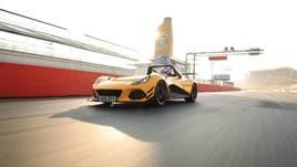 Lotus 3-Eleven, la piccola supercar batte Porsche 918
