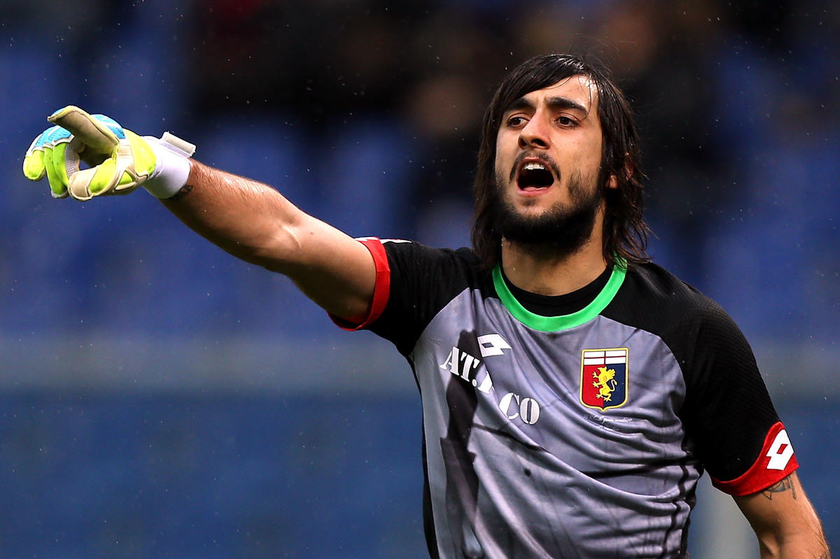 Serie A Genoa, Perin: «E' un orgoglio indossare questa maglia»