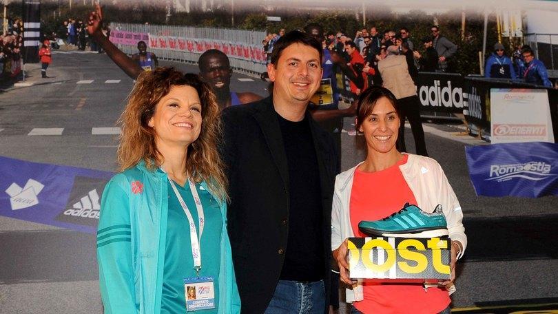 Atletica - La Pennetta ospite d'onore della RomaOstia
