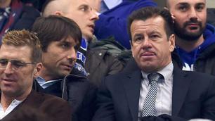 Serie A, Inter-Bologna: Conte e Dunga insieme in tribuna