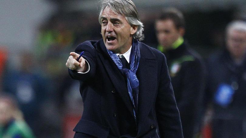 Mancini: «Icardi assente contro la Roma»