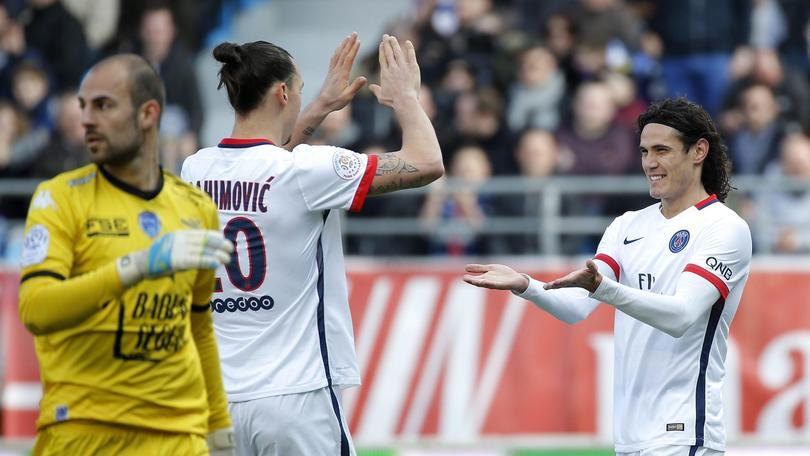 Ligue 1, il Psg dei record è campione di Francia: Troyes travolto 9-0!
