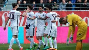 Ligue 1, Troyes-Psg: le emozioni del match