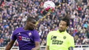 Fiorentina-Verona 1-1: solo un pareggio per i viola