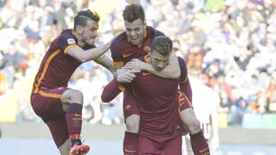 Udinese-Roma, le pagelle giallorosse: riecco Dzeko