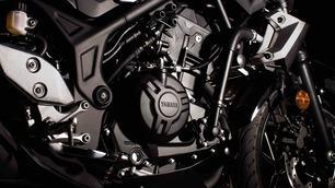 Yamaha MT-03: i particolari