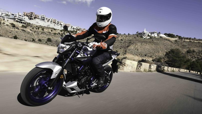 Yamaha MT-03: prestazioni e gusto, con stile