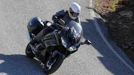 Yamaha FJR 1300: strizza l'occhio alla sicurezza