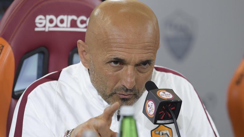 Spalletti se la gode: «La mia Roma è un gruppo che vuole vincere»