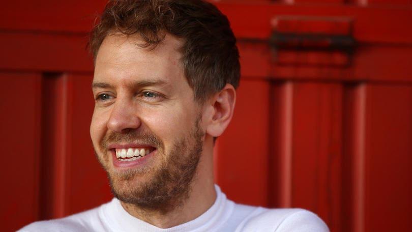F1, si chiama Margherita la Ferrari di Vettel