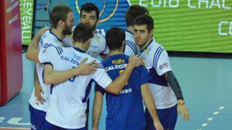 Volley: Challenge Cup, Verona sfida il Benfica in semifinale