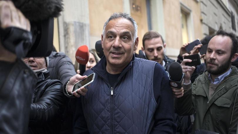Roma, Pallotta: «Totti pensi a come smettere»