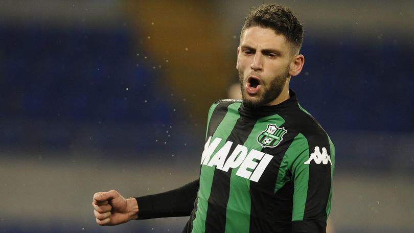 Calciomercato Inter, assalto a Berardi. È sfida alla Juventus