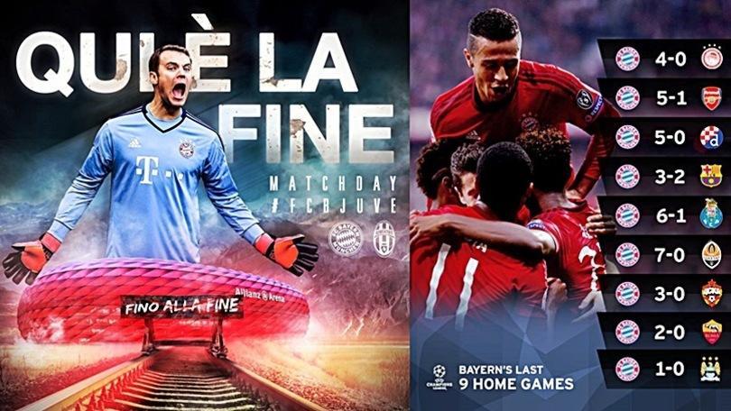 Juve, guarda il Bayern come ti irride: «Fino alla fine? Qui è la fine»