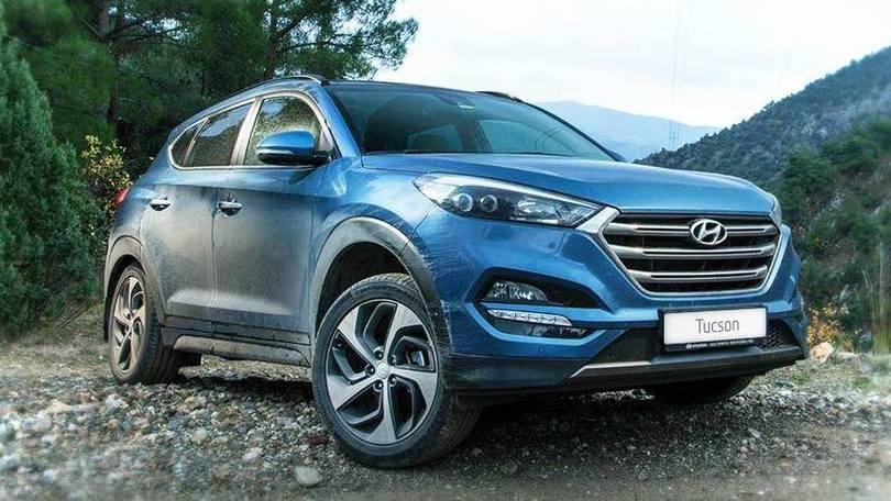 Hyundai Tucson, arriva la versione1.7 CRDi con cambio DCT
