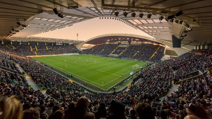 """Dacia Arena, il """"diamante"""" dell'Udinese"""