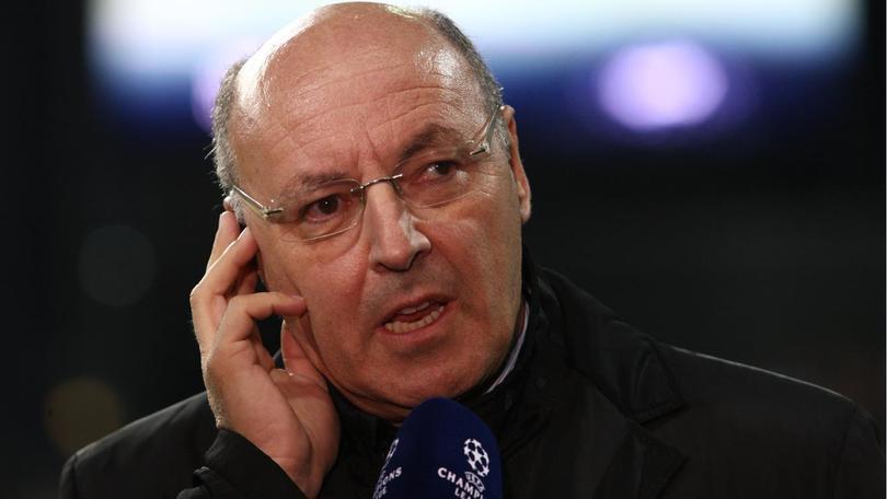 Champions Juventus, Marotta attacca: «L'arbitraggio ci fa male. Manca rispetto per l'Italia»