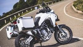 Ducati Multistrada 1200 Enduro: i dettagli