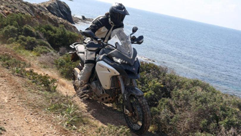 Ducati Multistrada 1200 Enduro: fango e gloria