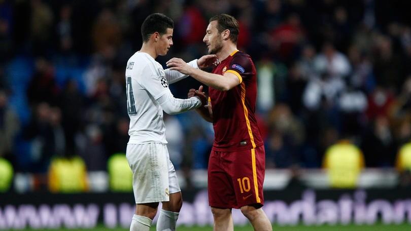 Calciomercato Roma, Totti tra rottura e sogno Real Madrid