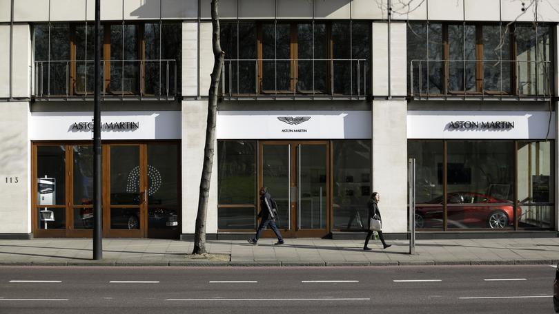 F1, accordo Red Bull-Aston Martin