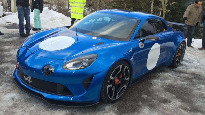 "Renault Alpine: torna la ""Berlinette"""