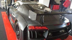 Nasce a Imola Audi Sport con vista sulla F.1