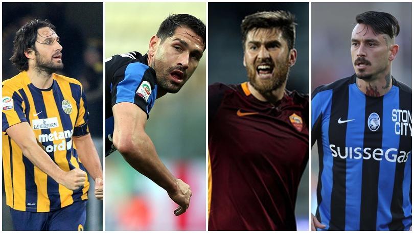 """I 12 calciatori meno """"fedeli"""" in Europa"""