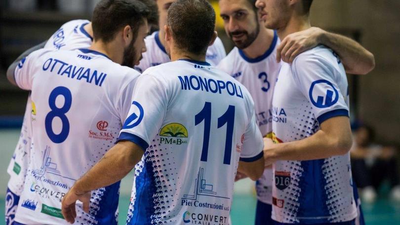 Volley: A2 Maschile, Vibo ospita Castellana Grotte, Sora a Potenza Picena