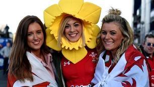 Cardiff, il Sei Nazioni e quel carnevale in rosso