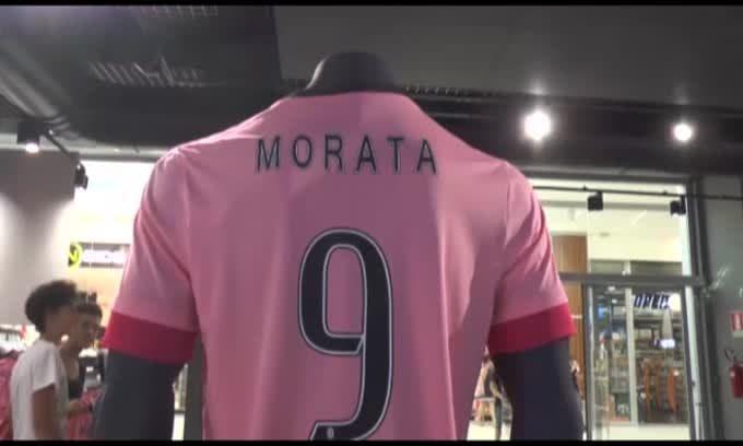 Juve, il Real vuole Morata