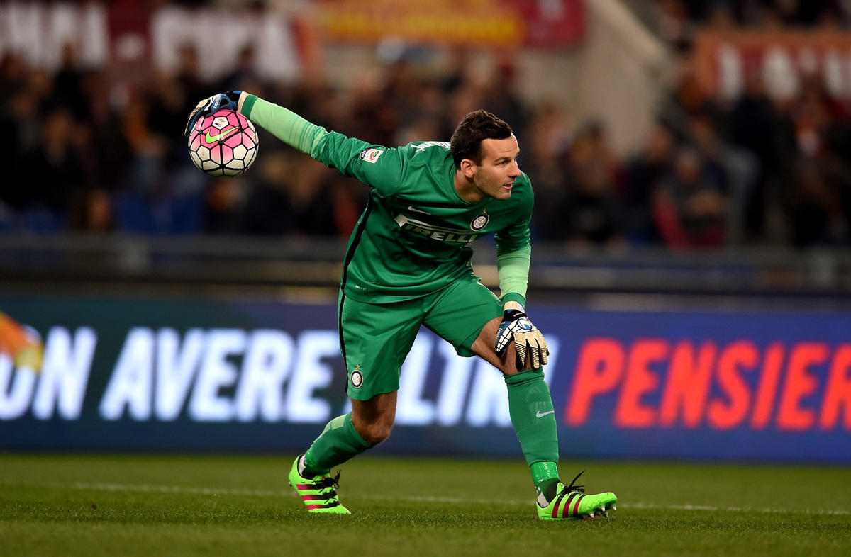 Terza Maglia Inter Milan SAMIR HANDANOVIC
