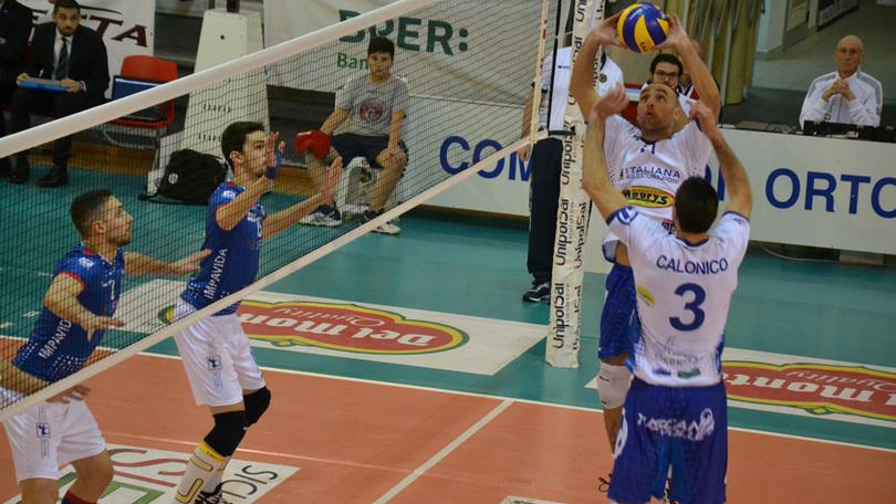 Volley: A2 Maschile, Tuscania vInce e mette Ortona fuori dai Play Off