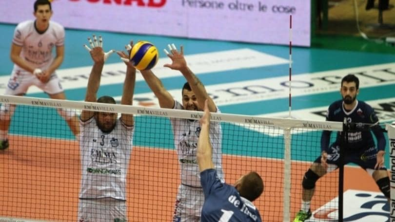 Volley: A2 Maschile, vince Mondovì ma Siena è nei Play Off