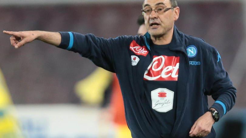 Sarri ha ragione: Napoli penalizzato dallo spezzatino. Fa male anche a Juve e Roma