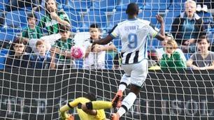 Sassuolo-Udinese 1-1: solo un pareggio per De Canio