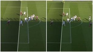 Torino-Juventus: il gol regolare di Maxi Lopez annullato ai granata