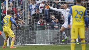 Sampdoria-Chievo 0-1: sconfitta dei blucerchiati al Ferraris