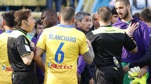Frosinone-Fiorentina 0-0: solo un pari ma tanta tensione