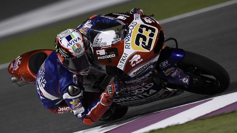 Moto3 Qatar, gara: Antonelli, che vittoria!