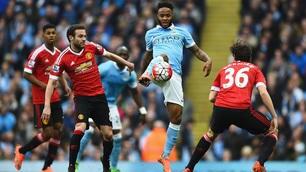 Premier League, Manchester City-Manchester United 0-1: è Rashford a decidere