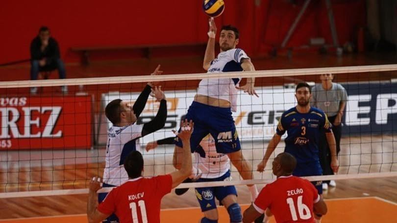 Volley: Challenge Cup, Verona fa l'impresa a Lisbona e va in finale
