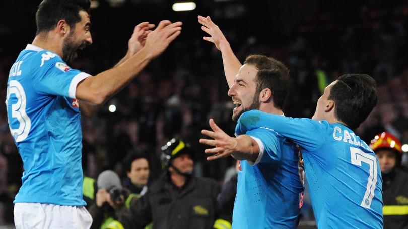 Serie A, diretta Napoli-Genoa 3-1