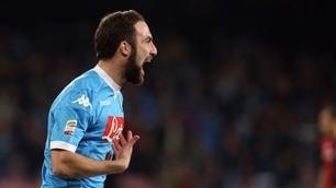 Napoli, Higuain da record: 29 in A e già 31 in stagione