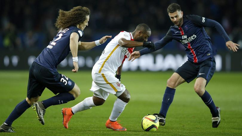 Ligue 1, il Psg cade in casa contro il Monaco